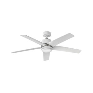Tier Appliance White LED 54-Inch Ceiling Fan