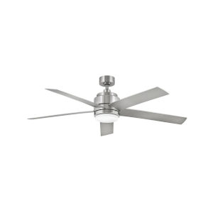Tier Brushed Nickel LED 54-Inch Ceiling Fan