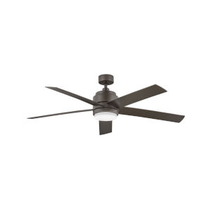 Tier Metallic Matte Bronze LED 54-Inch Ceiling Fan