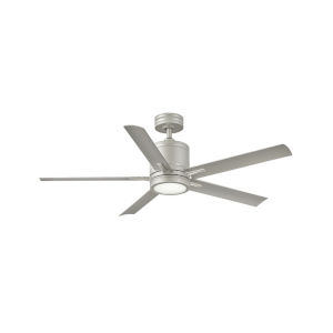 Vail Brushed Nickel LED 52-Inch Ceiling Fan