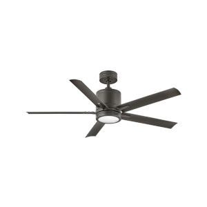 Vail Metallic Matte Bronze LED 52-Inch Ceiling Fan