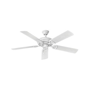 Vera Cruz Appliance White 52-Inch Ceiling Fan