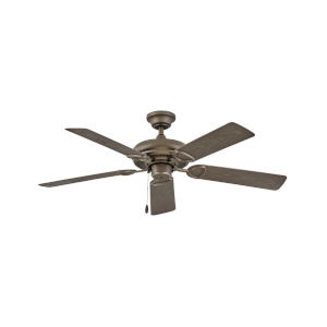 Vera Cruz Metallic Matte Bronze 52-Inch Ceiling Fan