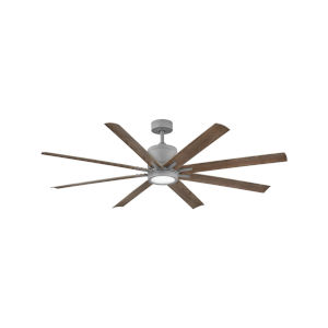 Vantage Graphite LED 66-Inch Ceiling Fan