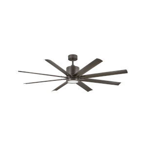Vantage Metallic Matte Bronze LED 66-Inch Ceiling Fan