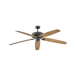 Tempest Matte Black 70-Inch Ceiling Fan