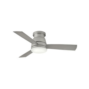 Trey Brushed Nickel 44-Inch Ceiling Fan