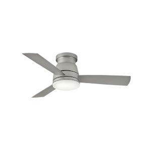 Trey Brushed Nickel 44-Inch Ceiling Fan