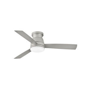 Trey Brushed Nickel LED 52-Inch Ceiling Fan