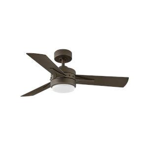 Ventus Metallic Matte Bronze 44-Inch Ceiling Fan