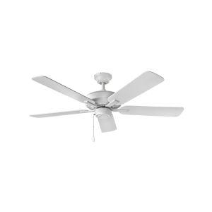 Metro Chalk White 52-Inch Smart Ceiling Fan
