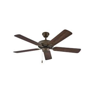 Metro Wet Metallic Matte Bronze 52-Inch Smart Indoor Outdoor Fan