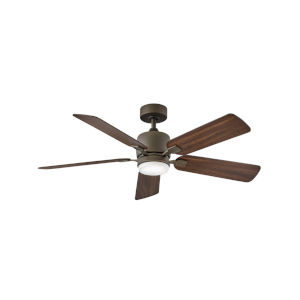 Afton Metallic Matte Bronze 52-Inch LED Ceiling Fan