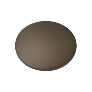 Trey Metallic Matte Bronze Light Kit Cover