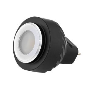 Black Landscape MR8 LED Bulb