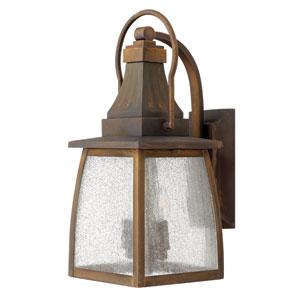 Montauk Sienna LED Outdoor Wall Light