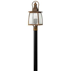 Montauk Sienna Outdoor Post Light