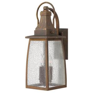 Montauk Sienna Outdoor Medium LED Wall Light