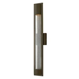 Mist Titanium One-Light Outdoor 22-Inch Medium Wall Mount