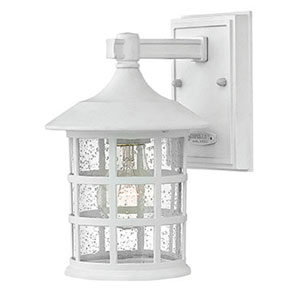 Mist Titanium One-Light Outdoor 22-Inch Large Wall Mount