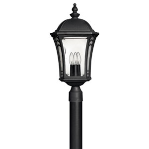 Wabash LED Outdoor Post Mount