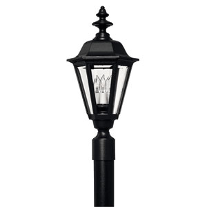 Manor House Medium Outdoor Post Mount