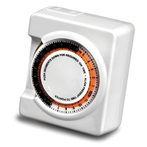 Manual Landscape Time Clock