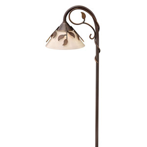 Ivy Copper Bronze Landscape Path Light
