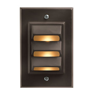 Bronze 3.5-Inch Landscape Deck Light