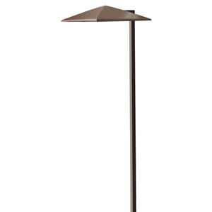 Harbor Anchor Bronze LED Landscape Path Light