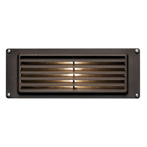 Bronze 9-Inch Landscape Deck Light