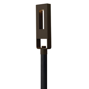 Atlantis Bronze Outdoor Post Mount