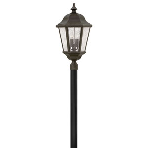 Edgewater Oil Rubbed Bronze Four-Light Outdoor Post Mount