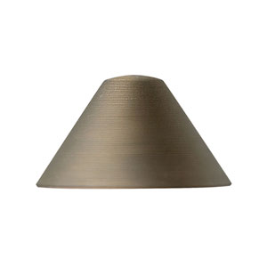 Hardy Island Matte Bronze LED Landscape Deck Light