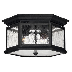 Edgewater Outdoor Flush Mount Ceiling Light