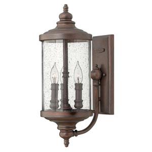 Barrington Victorian Bronze Outdoor Small Wall Light