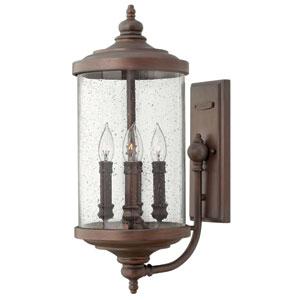 Barrington Victorian Bronze Outdoor Medium Wall Light