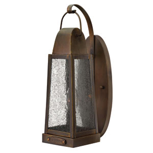 Sedgwick Sienna Small Outdoor Wall Light