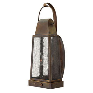 Sedgwick Sienna Medium Outdoor Wall Light