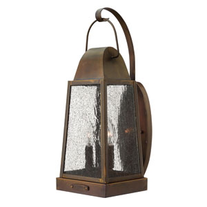 Sedgwick Sienna Large Outdoor Wall Light
