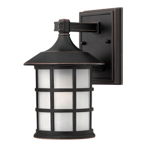 Freeport Olde Penny One-Light Small Outdoor Wall Light