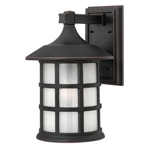 Freeport Olde Penny Large One-Light LED Outdoor Wall Light
