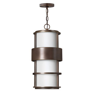 Saturn Metro Bronze Outdoor Hanging Pendant