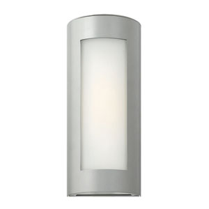 Solara Titanium 14-Inch One-Light LED Outdoor Wall Sconce