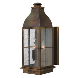 Bingham Sienna Large Outdoor Wall Light
