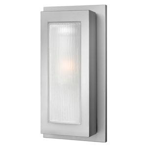 Titan Titanium 8.5-Inch One-Light LED Outdoor Wall Mount