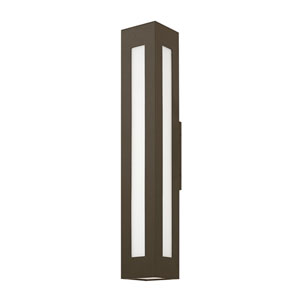 Dorian Bronze 6-Inch LED Outdoor Extra Large Wall Mount