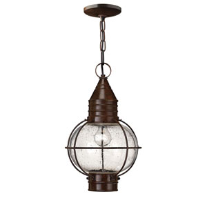 Cape Cod Sienna Bronze Outdoor Hanging Pendant