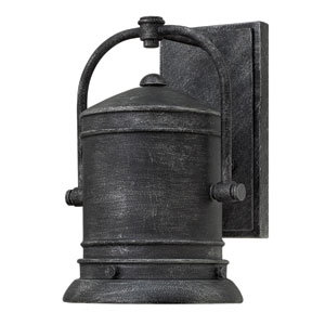 Pullman Greystone 10.5-Inch One-Light LED Outdoor Wall Sconce