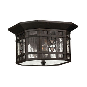 Tahoe Flush Mount Outdoor Ceiling Light